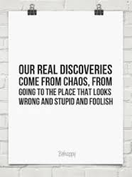 chaos quote