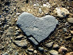 heart turned to stone